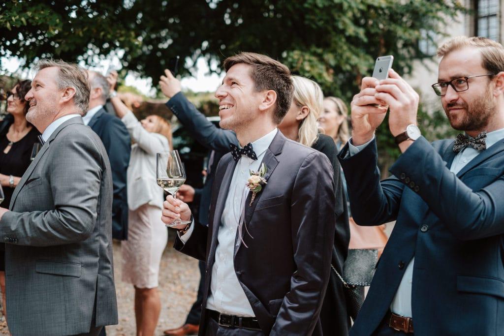 Hochzeit auf der Haselburg
