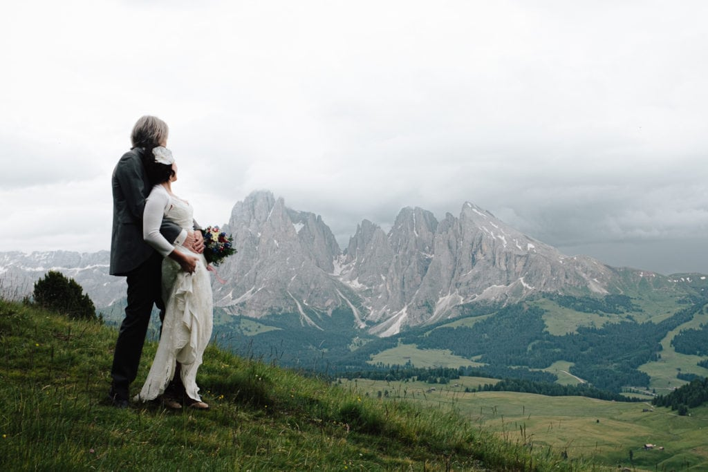 Hochzeitsfotograf Südtirol - hochzeitsfotograf seiser alm woods and wolves 058