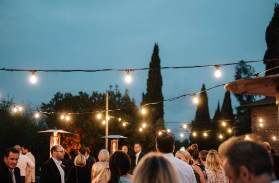 Toskana-Hochzeit in Villa Lena