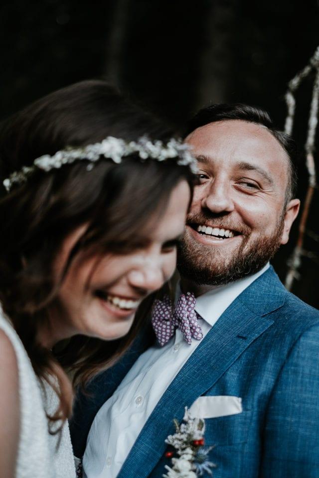 Hochzeitsfotograf Hochzeitspaar Fotoshooting in Südtirol