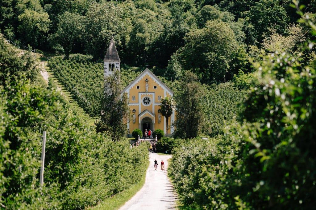 Hochzeitsfotograf Südtirol - hochzeit meran st valentin kirche succ88dtirol 057